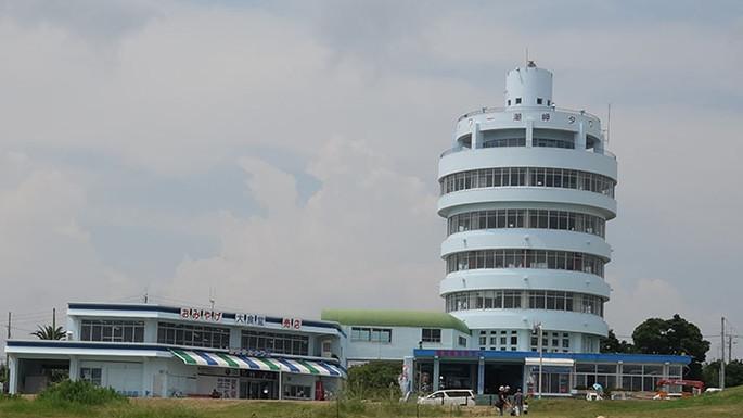 潮岬(しおのみさき)観光タワー