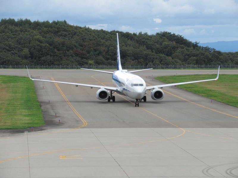 royal hotel 能登公式ブログ のと里山空港 わずか60分で羽田空港へ